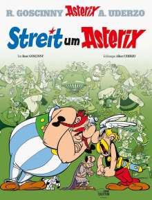 René Goscinny: Asterix 15: Streit um Asterix, Buch