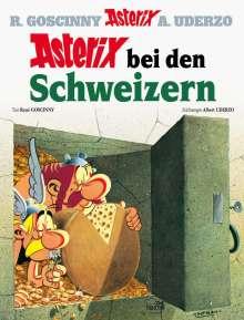 René Goscinny: Asterix 16: Asterix bei den Schweizern, Buch