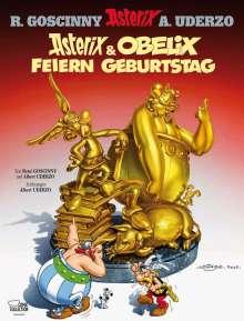 Albert Uderzo: Asterix 34, Buch