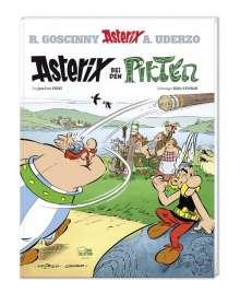 Asterix 35: Asterix bei den Pikten, Buch