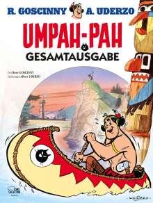 Albert Uderzo: Umpah-Pah Gesamtausgabe, Buch