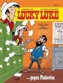 Achdé: Lucky Luke 88 - Lucky Luke gegen Pinkerton, Buch