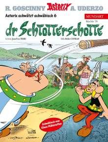 Jean-Yves Ferri: Asterix Mundart 70. Schwäbisch VI, Buch