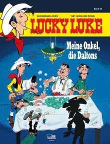 Achdé: Lucky Luke 93 - Meine Onkel, die Daltons, Buch