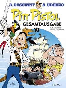 René Goscinny: Pitt Pistol Gesamtausgabe, Buch