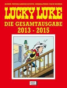 Achdé: Lucky Luke Gesamtausgabe 2013-2015, Buch