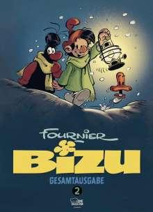 Jean-Claude Fournier: Bizu Gesamtausgabe 02, Buch