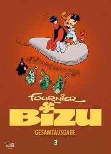 Jean-Claude Fournier: Bizu Gesamtausgabe 03, Buch