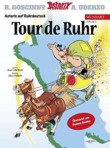 Albert Uderzo: Asterix auf Ruhrdeutsch 3, Buch