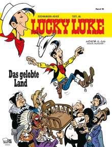 Achdé: Lucky Luke 95 - Das gelobte Land, Buch