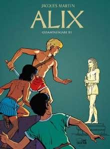 Jacques Martin: Alix Gesamtausgabe 03, Buch