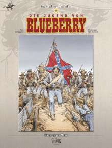 François Corteggiani: Blueberry Chroniken 19, Buch