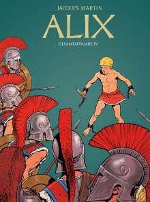 Jacques Martin: Alix Gesamtausgabe 04, Buch
