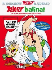 René Goscinny: Asterix balinat, Buch