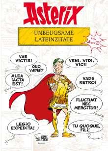 René Goscinny: Asterix - Unbeugsame Lateinzitate von A bis Z, Buch