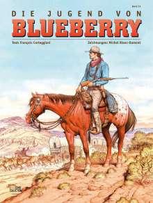 Francois Corteggiani: Blueberry 51 (Jugend 22), Buch