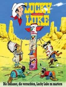 Achdé: Die Indianer, die versuchten, Lucky Luke zu martern, Buch
