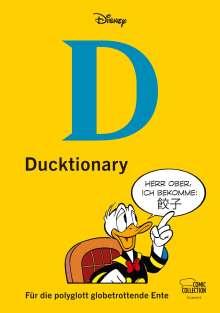 Walt Disney: Ducktionary, Buch