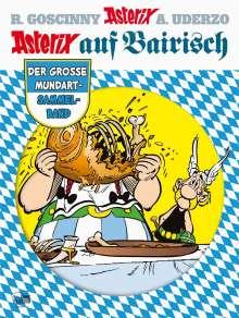 René Goscinny: Asterix auf Bairisch, Buch