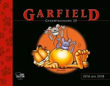 Jim Davis: Garfield Gesamtausgabe 20, Buch