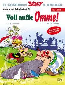 Albert Uderzo: Asterix Mundart Ruhrdeutsch V, Buch