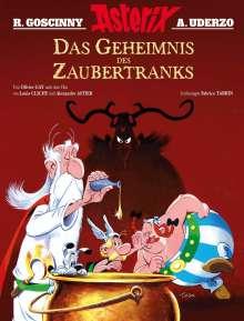 Alexandre Astier: Asterix - Das Geheimnis des Zaubertranks, Buch