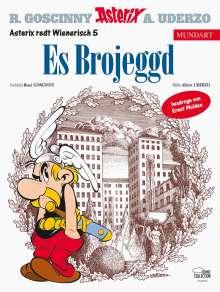 Albert Uderzo: Asterix Mundart Wienerisch V, Buch