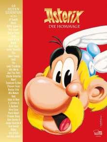 Flix: Asterix - Die Hommage, Buch