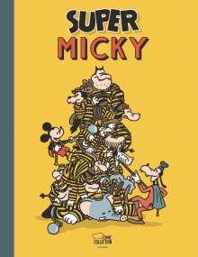 Walt Disney: Super Micky, Buch