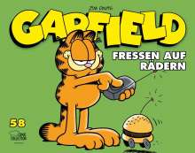 Jim Davis: Garfield 58, Buch