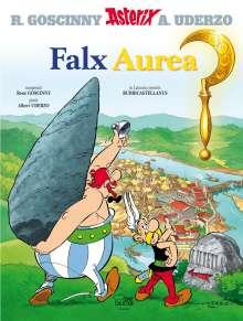 Albert Uderzo: Asterix latein 02, Buch
