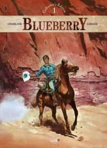 Jean-Michel Charlier: Blueberry - Collector's Edition 01, Buch