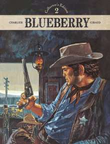 Jean-Michel Charlier: Blueberry - Collector's Edition 02, Buch