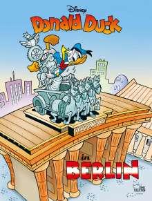 Walt Disney: Donald Duck in Berlin, Buch