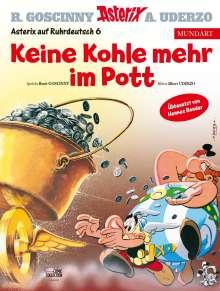 René Goscinny: Asterix Mundart Ruhrdeutsch VI, Buch