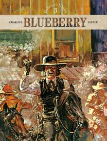 Jean-Michel Charlier: Blueberry - Collector's Edition 03, Buch