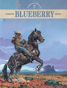 Jean-Michel Charlier: Blueberry - Collector's Edition 07, Buch
