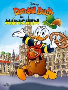Walt Disney: Donald Duck in München, Buch