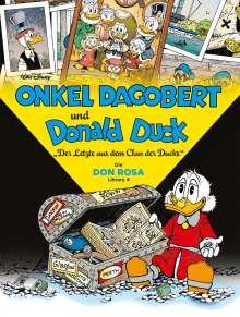 Don Rosa: Onkel Dagobert und Donald Duck - Don Rosa Library 04, Buch