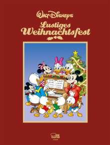 Walt Disney: Walt Disneys Lustiges Weihnachtsfest, Buch