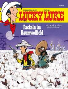 Achdé: Lucky Luke 99, Buch