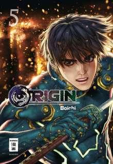 Boichi: Origin 05, Buch