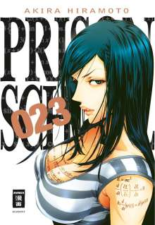 Akira Hiramoto: Prison School 23, Buch