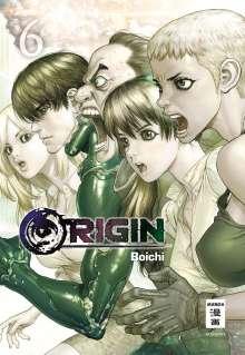 Boichi: Origin 06, Buch