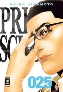 Akira Hiramoto: Prison School 25, Buch