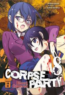 Makoto Kedouin: Corpse Party - Blood Covered 08, Buch