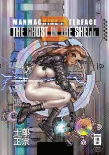 Masamune Shirow: The Ghost in the Shell 2 - Manmachine Interface, Buch