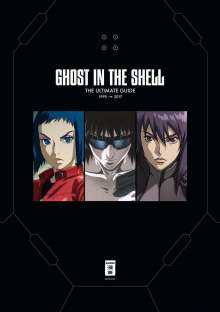 Masamune Shirow: Ghost in the Shell - The Ultimate Guide, Buch
