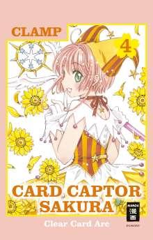 Clamp: Card Captor Sakura Clear Card Arc 04, Buch