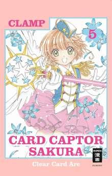 Clamp: Card Captor Sakura Clear Card Arc 05, Buch